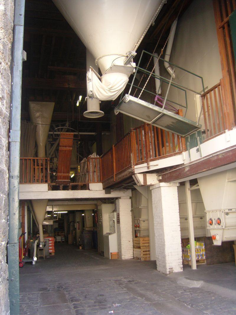Moulin de versailles intérieur