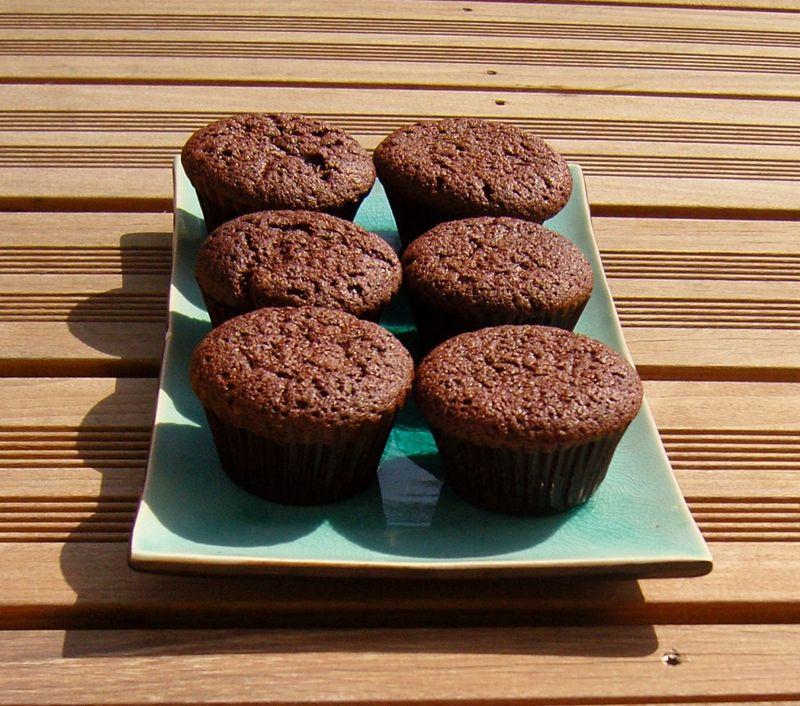 Muffins au Toblerone