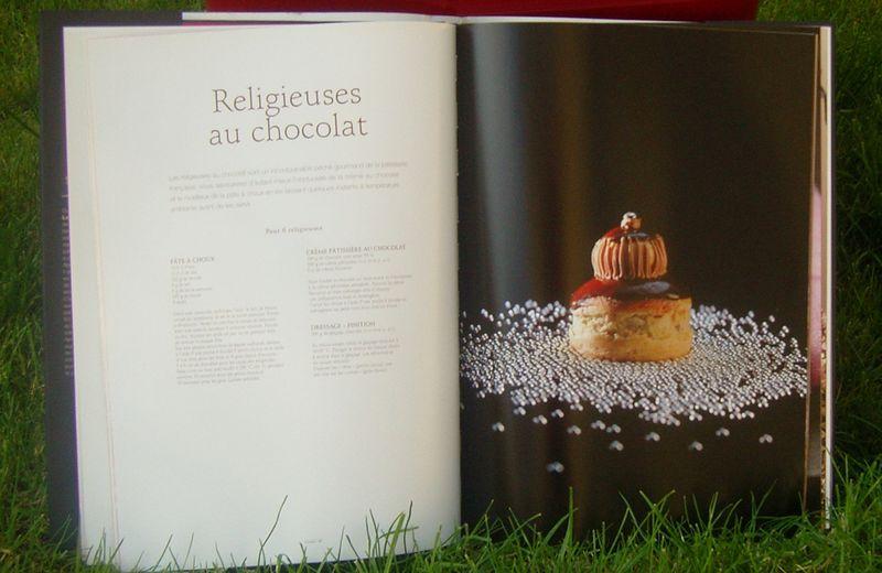 Les sept péchés du chocolat Religieuse AU CHOCOLAT