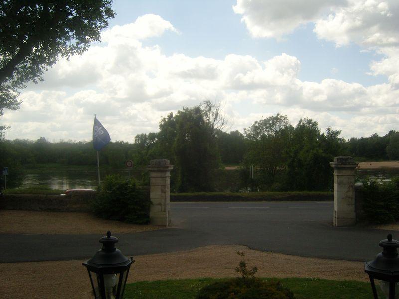 Hautes Roches Vue sur la Loire