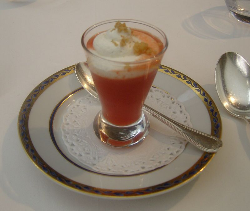 Charles Barrier PreDessert Orange Sanguine