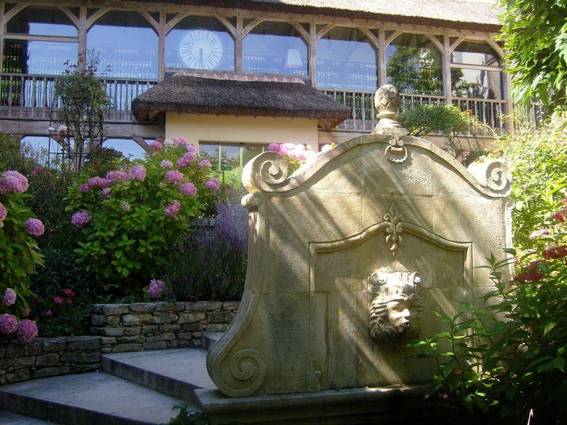 Les étangs de Corot Restaurant le Jardin