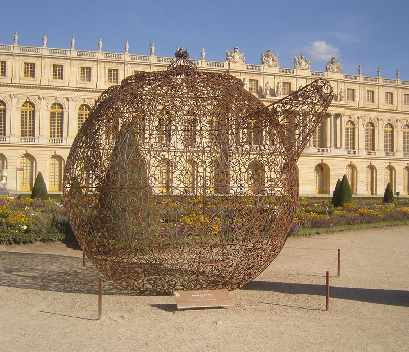 Pavillon de The  Joana Vasconcelos