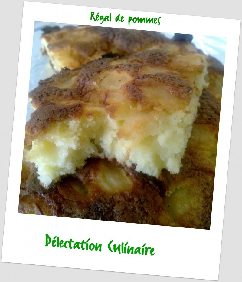 Regal de Pommes Doudoute