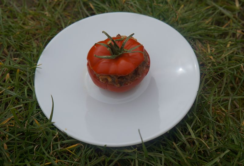 Tomates Farcies Tuerie