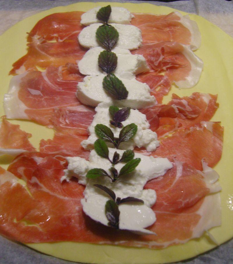 Filet Mignon à l'italienne étape 3