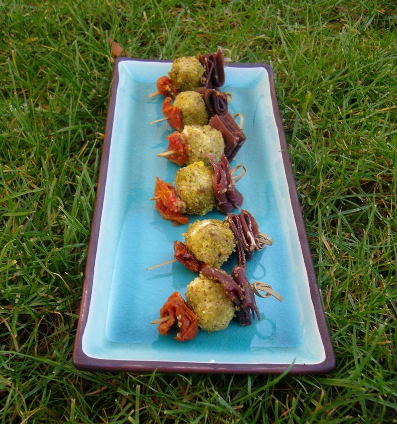 Brochettes aperitives Picard