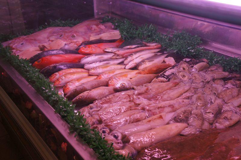 Dom Ricardo Etal de poissons