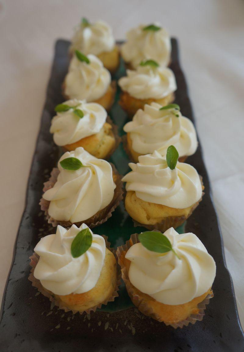 Cupcakes Brebis Frais Origan V2