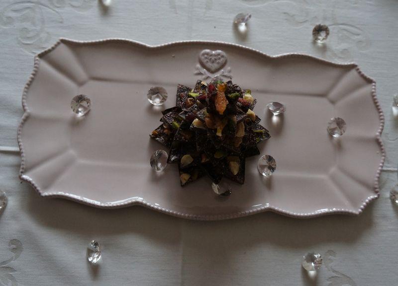 Art de Vivre  Sapin en chocolat