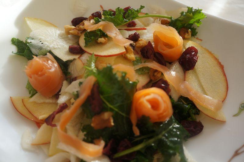 Salade nordique detox art de vivre for Entretien salade jardin