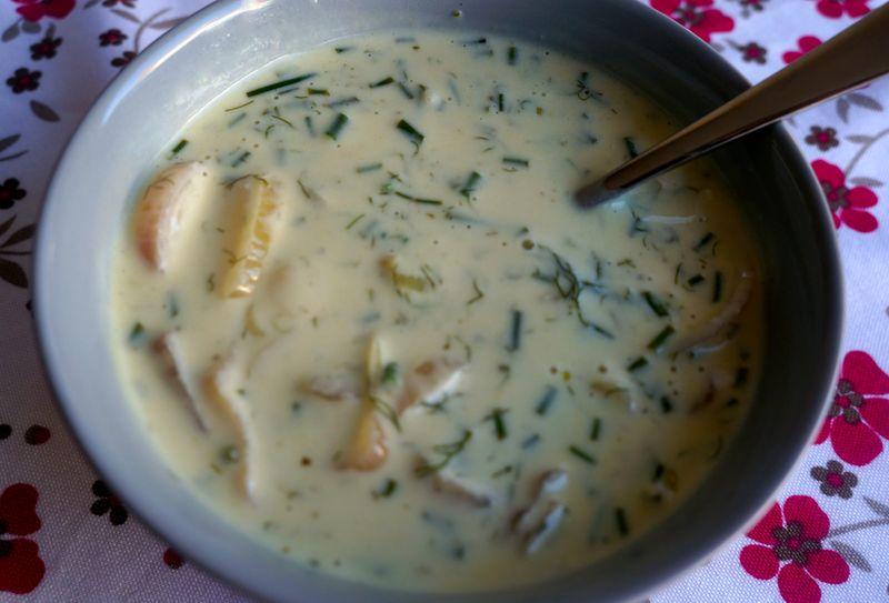 Sauce Magique Mercotte ou Beurre blanc simplifié