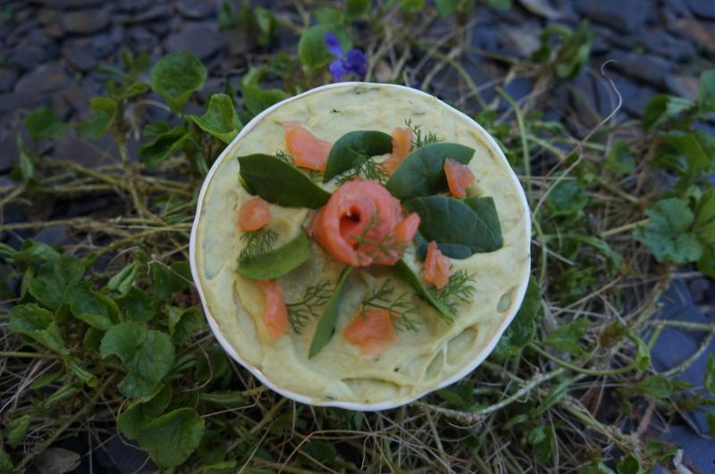 Avocat Surprise au Saumon