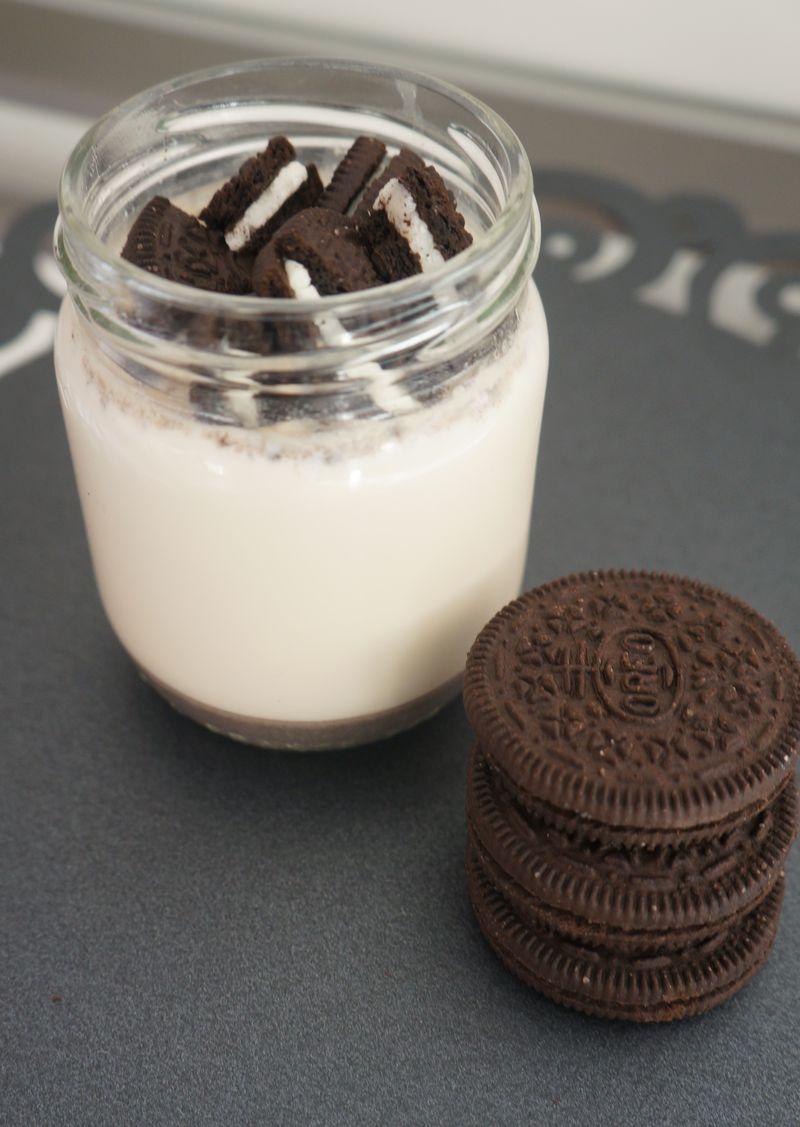 Oreo Yogurt Yaourt