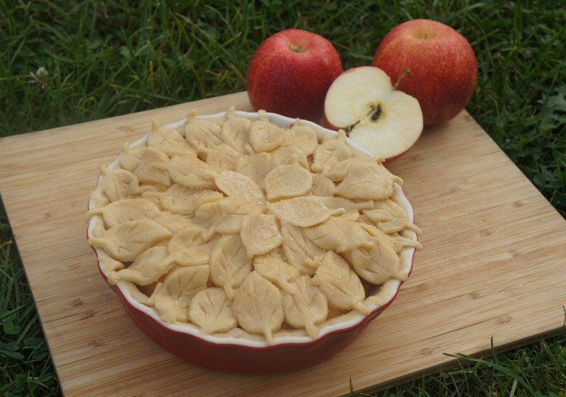 Apple Pie Tourte aux Pommes