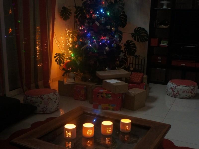 Sapin de Noël Familial