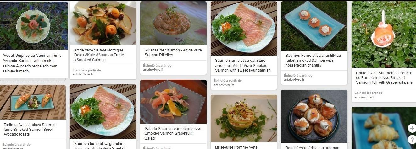 20 façons de préparer le saumon fumé