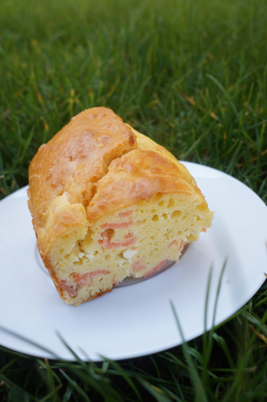 Cake Saumon Feta