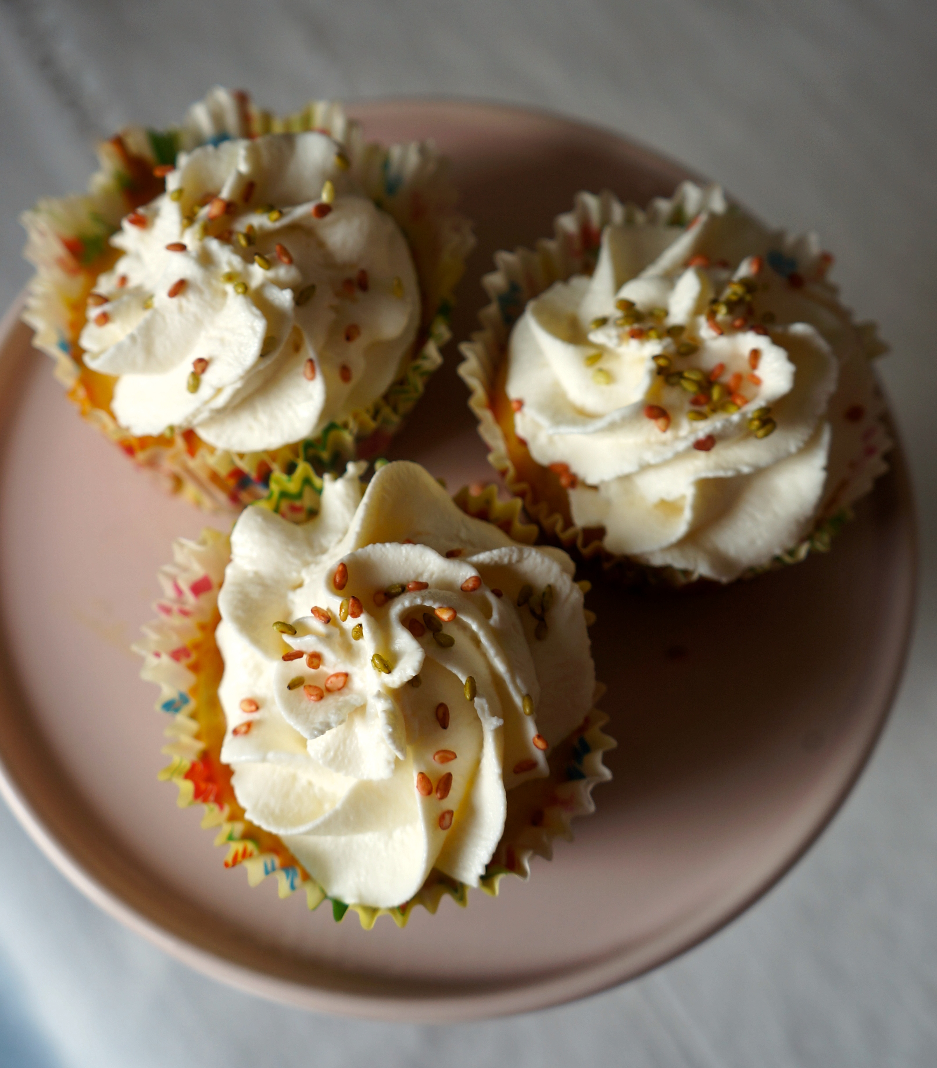 Cupcake Ricotta Courgettes